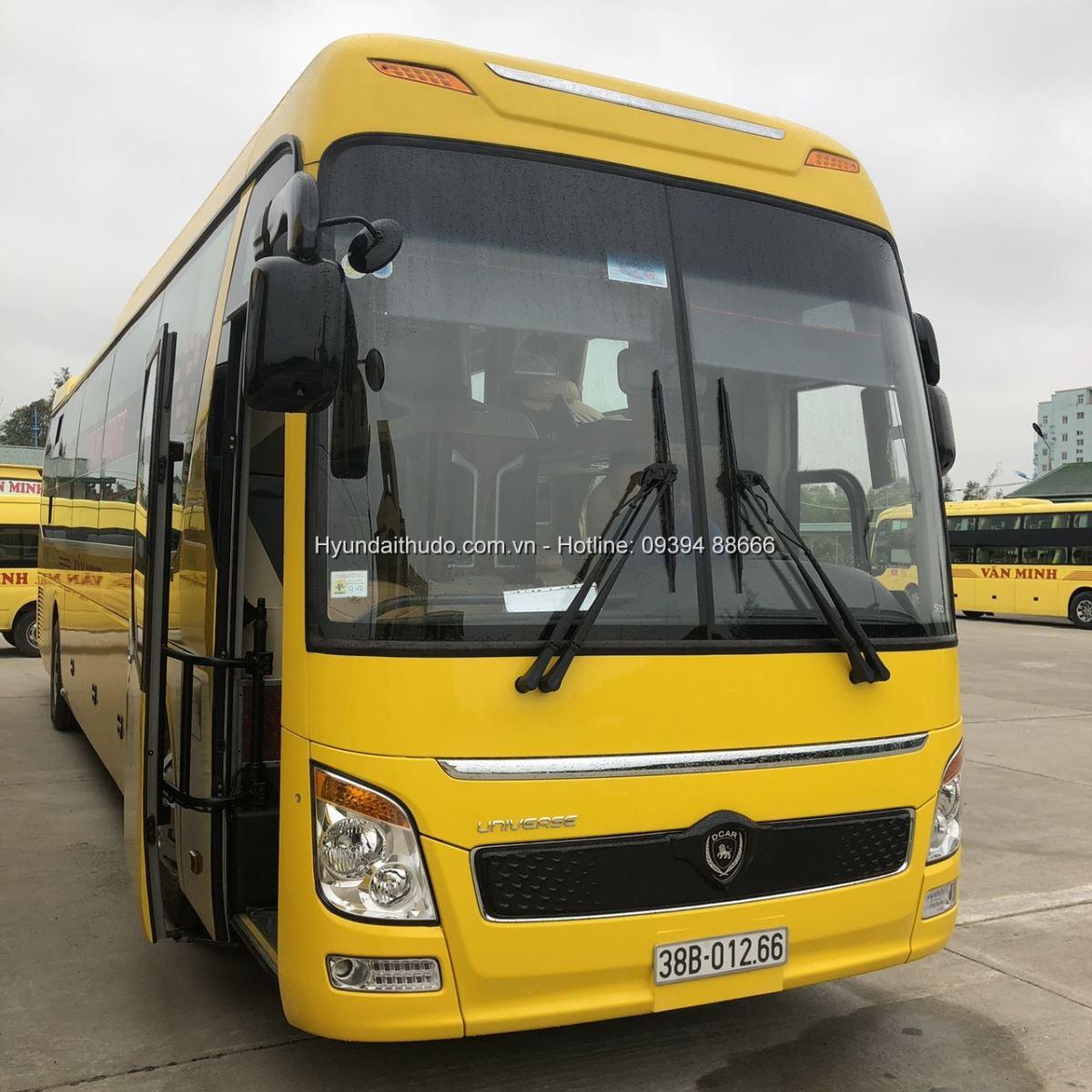 Thông tin hình ảnh ngoại thất và nội thất xe khách giường nằm Dcar Limousine 30 - 32 giường cao cấp